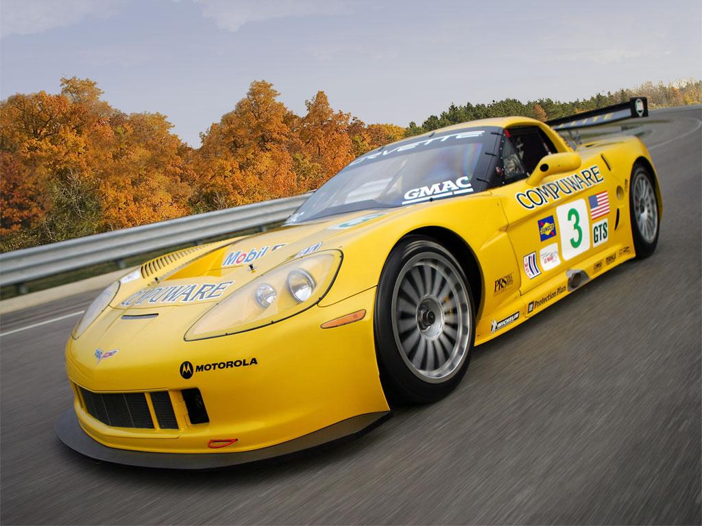 Exotic Car Racing Videos